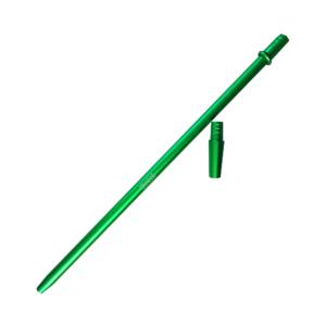 Melodie Hookah Mundstück Aluminium Mouthpiece Shisha Hookah Nargile Wasserpfeife Luxembourg Grün Green Vert